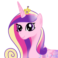 Princess Candance's Portrait by MioAis