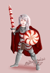 Peppermint knight by midknightshadow