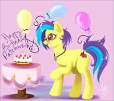 Happy Birthday Patchwerk! by CheckerboardPrincess