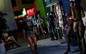 Lesbian Redlight District by Rastifan