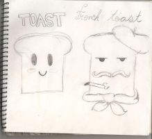 Toast by tinani81600