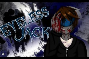 Eyeless Jack Wallpaper: A Mess (Alternate Theme) by DaReckless