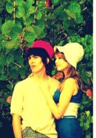 George and Pattie by Ashley-kk