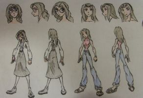 Jaqueline Jekyll, Before and After by StoneMan85