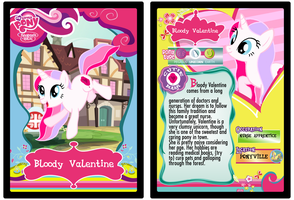 Bloody Valentine trading card by Shokka-chan
