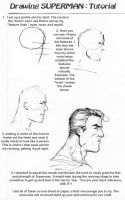 Tutorial 3 - Drawing Superman by Anmph