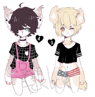 Femboys in shorts CLOSED by fckbck