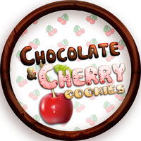 Chocolate Covered Cherry Cookies by Echilon