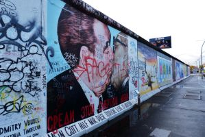 Berlin Wall - East Side Gallery by PhilsPictures