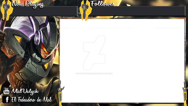 Mal Twitch by CrowsCaveDesign