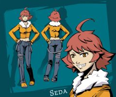 hero: Seda by lostonezero