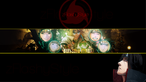 Blessing Hero Banner by zFlashyStyle