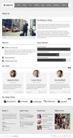 About Us - DreamLife Responsive HTML Template by DFLPortfolio
