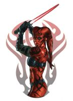 Darth Talon: Revisited by gattadonna