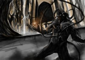 against the dahaka by theraven93