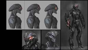 Char alien design eclipse 3 by eWKn