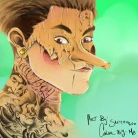 Real Boy by tee-Drode