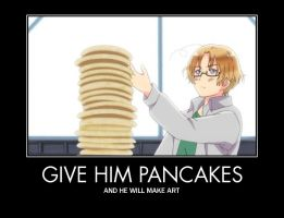 Tower of Pancakes by Hoozuki