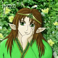 Art Trade--Adin by orasa