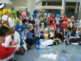 Vocaloid Gathering 2 by nikaito