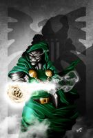 Dr. Doom. Director of SHIELD? by PeejayCatacutan