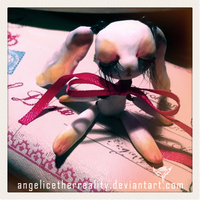 White Rabbit Dolly WIP'3 by angelicetherreality