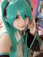 Hatsune Miku - preview k3 by LolytaChan