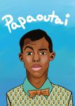 Papaoutai by ZeroTiger7