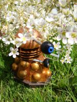 Tiny Stealth Dalek by Jedni