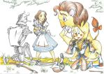 Don`t eat Toto! - Legends of Oz by Anastasia1995art