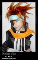 - My First Lavi Cosplay - by TheLupin