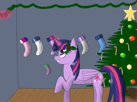 Decorating Twi - NATG IV Day 15 by zogzor