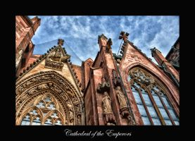 Cathedral of the Emperors 2 by calimer00