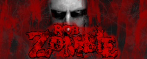 Rob Zombie by 6DeaD6SeT6
