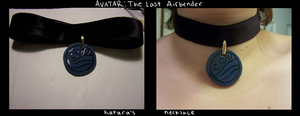 Katara's Necklace by Raphsady