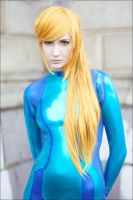 Samus Aran 3 by neko-tin
