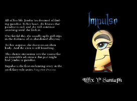 Impulse Chapters 1-3 by IffixYSantaph