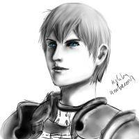 FFXIV dude by umbreon17