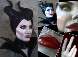 maleficent by aramismarron