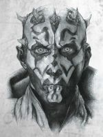 Darth Maul by Kalkri