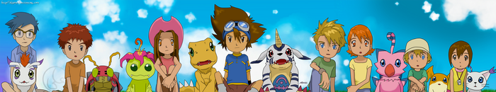 Digimon - Feel Their Hope... by alijamZz