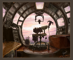 The Empty Chair, The Bombsight by DarthFar