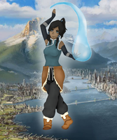 Book Two Korra by MelodicArtist