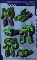 DONs War Within Constructicons by hansime