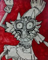 SkullKid by ImahPixel