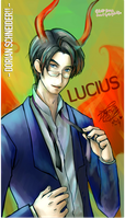 Delicious Lucius by LadyCat17