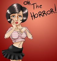 Oh the Horror! by Paakil