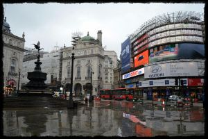 Piccadilly Circus by xxDodkaXx