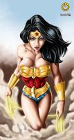 Wonder Woman by Control-X