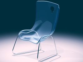 Simple Chair by PostArt